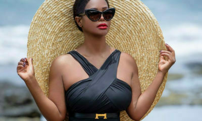 ThickLeeyonce and Buhle Mkhize take on the classic red lipstick trend