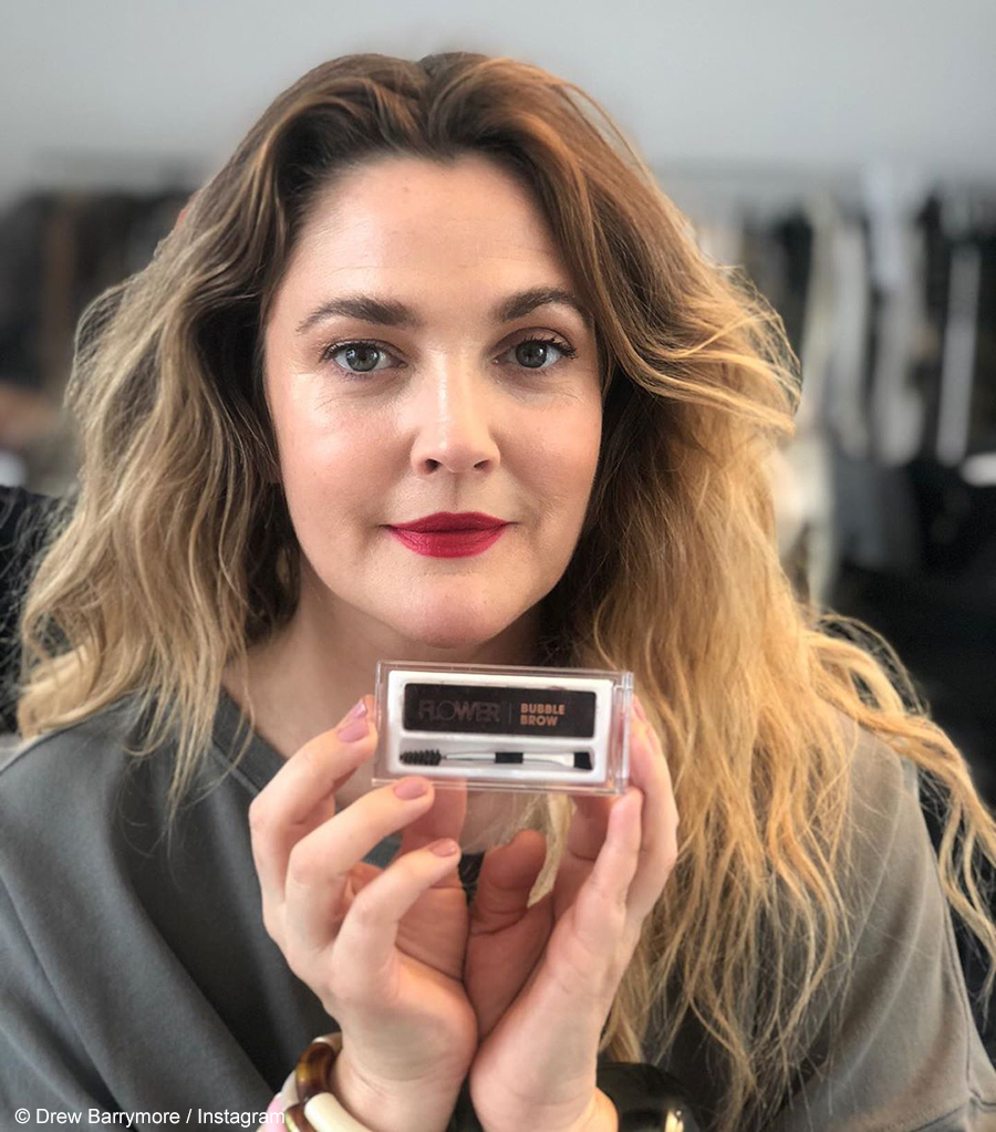 Drew Barrymore 's Flower Beauty announces competition in promotion of the new Jungle Lights eyeshadow palette