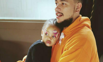 AKA and DJ Zinhle daughter, Kairo Forbes, amongst those invited to Lootlove and Reason's twins' first birthday celebration