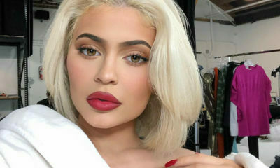 Kylie Jenner's Kylie Cosmetics to launch Fall Shimmer Eye Glazes