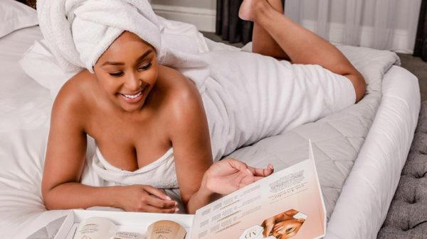 Minnie Dlamini Jones launches MD by Minnie Dlamini online store