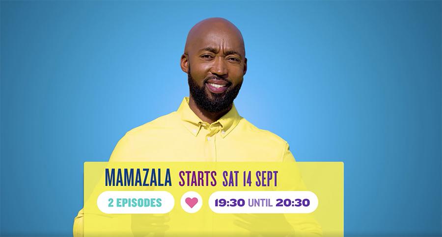 Moja Love TV premieres new show, Mamazala