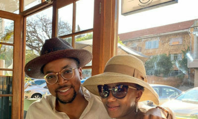 Maps Maponyane announces the opening of his restaurant, Buns Out