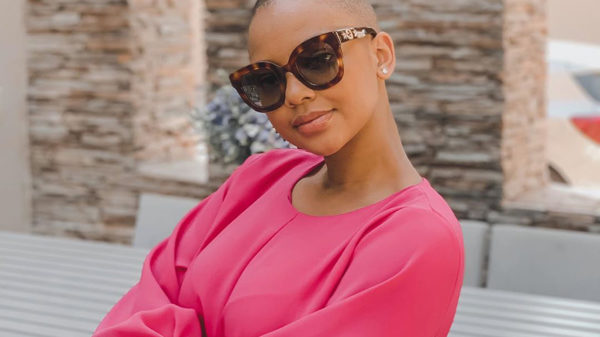 Mihlali Ndamase comments on speculation that her celebrity crush, Drake, is headed to South Africa