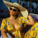 Pearl Thusi shares images from her trip to Ibiza