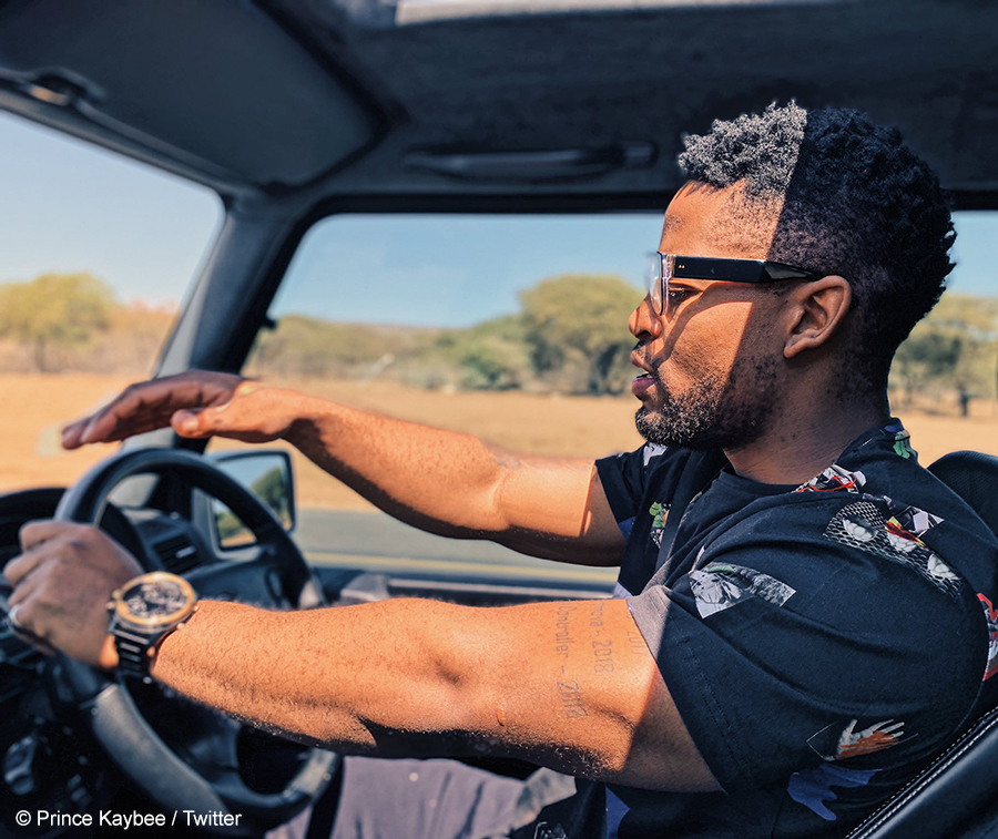 Prince Kaybee challenges African artists to work on a song to unite the continent