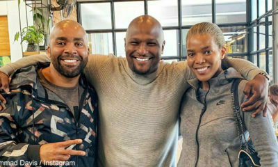 Shona and Connie Ferguson share more behind-the-scenes images from Kings Of Jo'burg