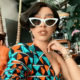 Sarah Langa Mackay teams up with TRESemmè for New York Fashion Week looks