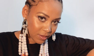 "Sho Madjozi urged to consider a ""simple"" January hairstyle by parents on social media"