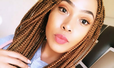 Simphiwe Ngema's new hairdo receives a nod from the masses