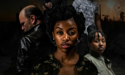 The Zuko Nodada-directed movie, Uncovered, receives massive praise from audience