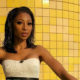 Enhle Mbali defiantly reposts breast cancer awareness image
