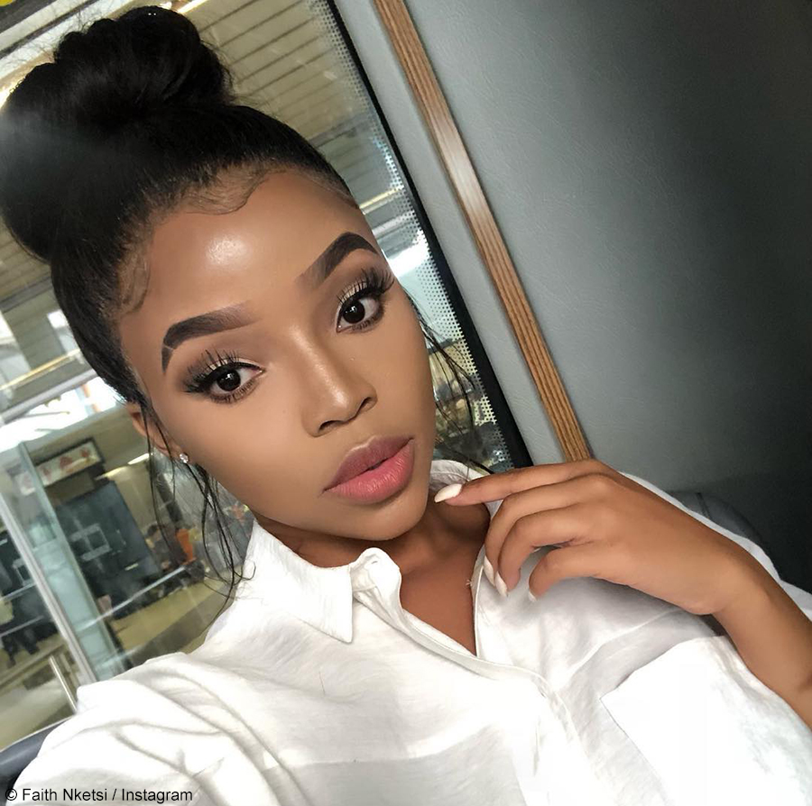 Faith Nketsi laughs off social media commentary about her music