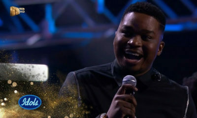 Idols SA: Dr Tumi joins the Top 10 for the opening performance of his single, Nothing Without You
