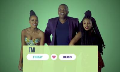 Ntando Duma and her co-hosts return for season two of Moja Love TV's TMI