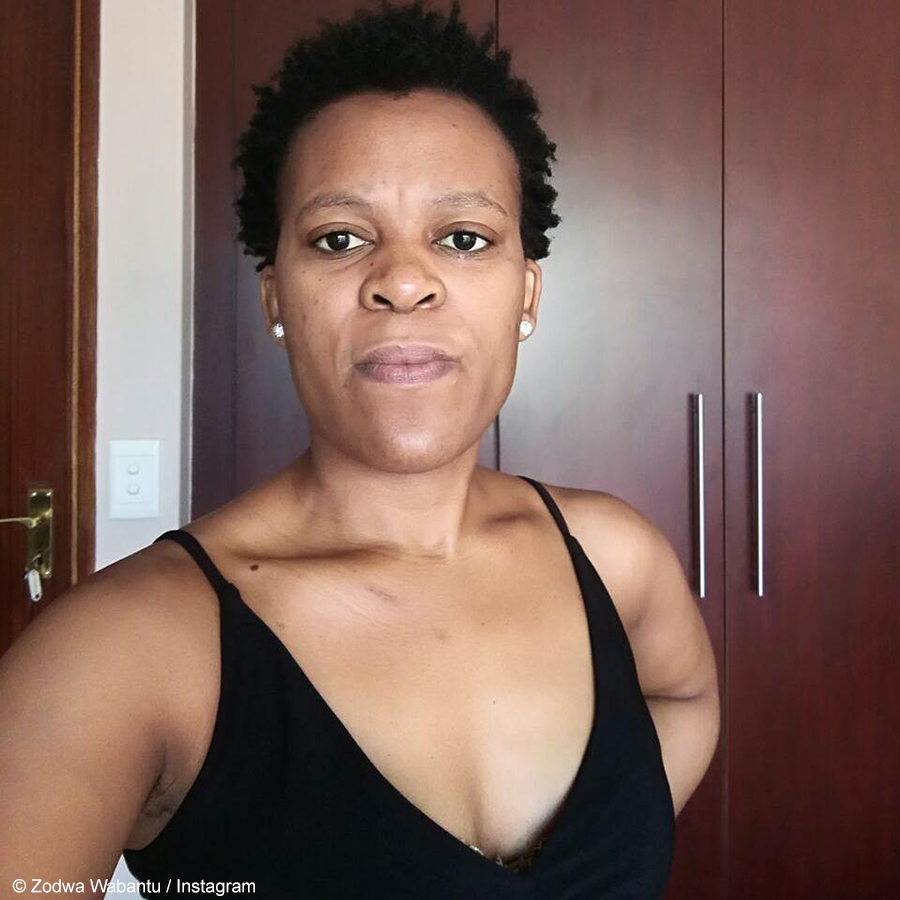 Zodwa Wabantu further fuels romance rumours with recent Instagram post
