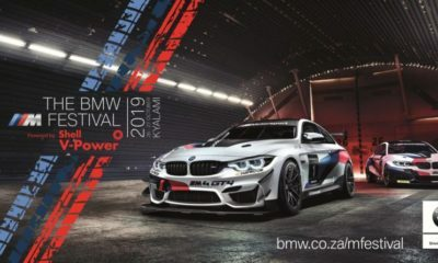 2019 BMW M Festival boasts a line-up that includes DJ Fresh, Nasty C and Shekhinah