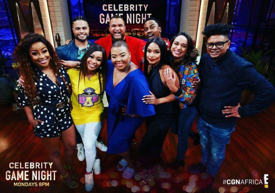 Anele Mdoda reveals contestants for Celebrity Game Night's pilot episode