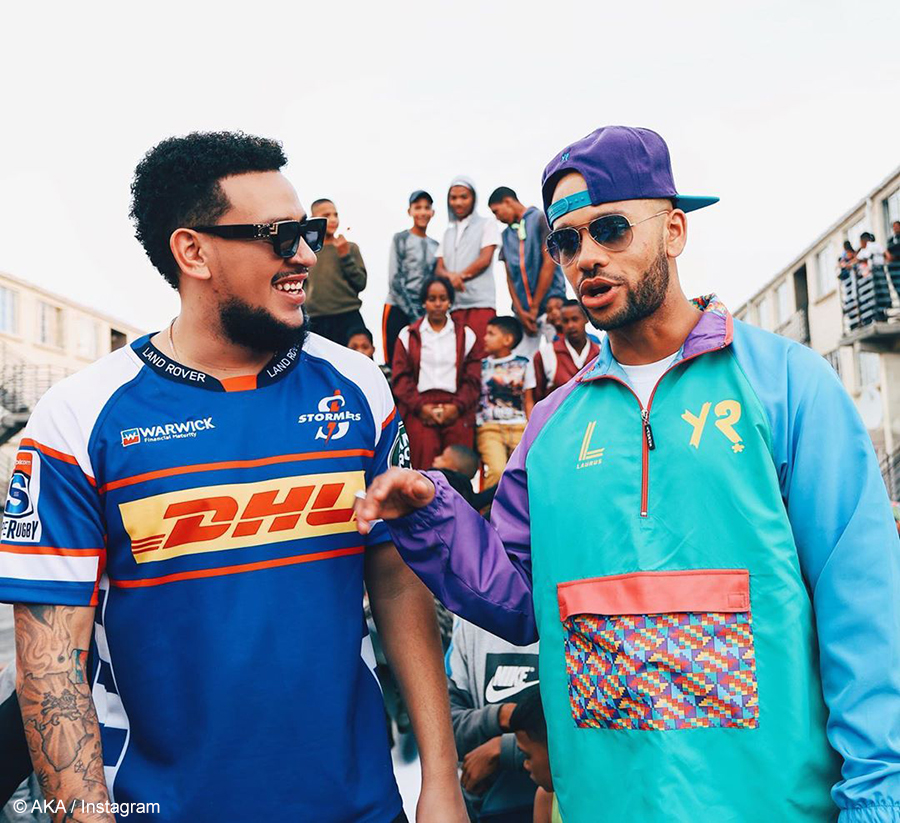 AKA - Main Ou's ft YoungstaCPT