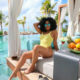 Amanda du-Pont shares her Mauritius experience in latest vlog