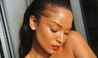 Ayanda Thabethe initiates conversation on skincare and self-love