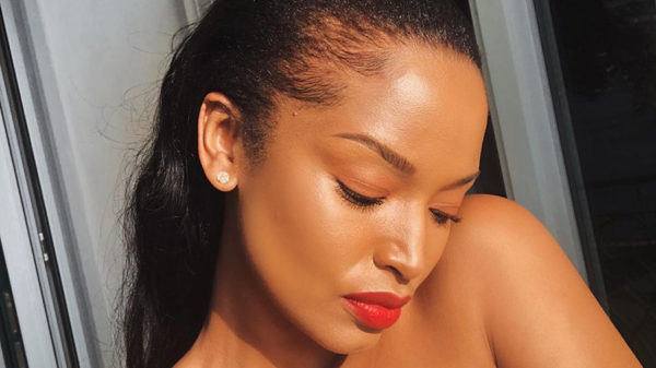 Ayanda Thabethe dedicates 2020 to working on herself, days after being ridiculed for failed relationships