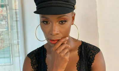 Bonnie Mbuli shares behind-the-scenes footage from True Love magazine shoot with beauty brand, Yardley