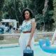 Buhle Samuels responds to negative comment about her designer handbag