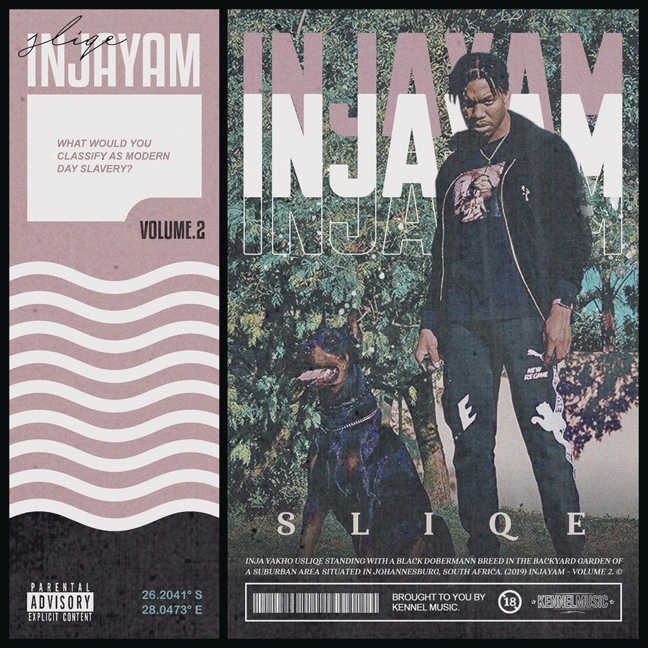 DJ Sliqe releases his much-anticipated album, Injayam, Vol. 2