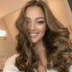 Demi-Leigh Tebow shares snippet of wedding video, showcasing her David's Bridal wedding dress