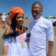 Dumi Mkokstad dismisses pregnancy speculation after hinting at making a big announcement