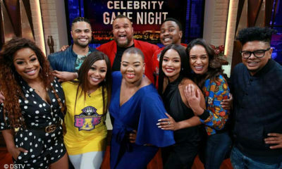 E! Entertainment Africa's Celebrity Game Night to premiere on Monday