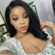 Faith Nketsi shares radiant gold make-up looks