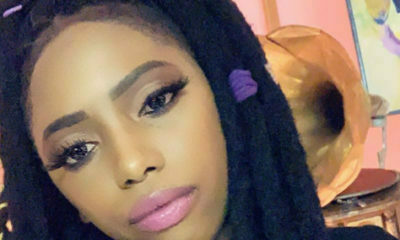 Gigi Lamayne reflects on the past year after a touching church service