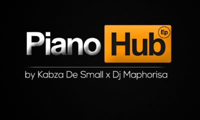 Kabza De Small ft DJ Maphorisa album Piano Hub