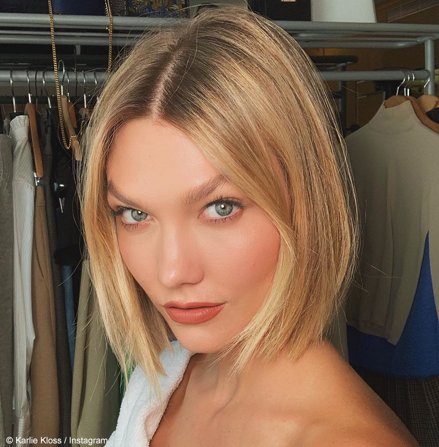Karlie Kloss Recounts Her Career Defining Haircut For Vogue Justnje