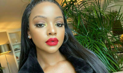Mihlali Ndamase finds it difficult to return to work after festive season holiday