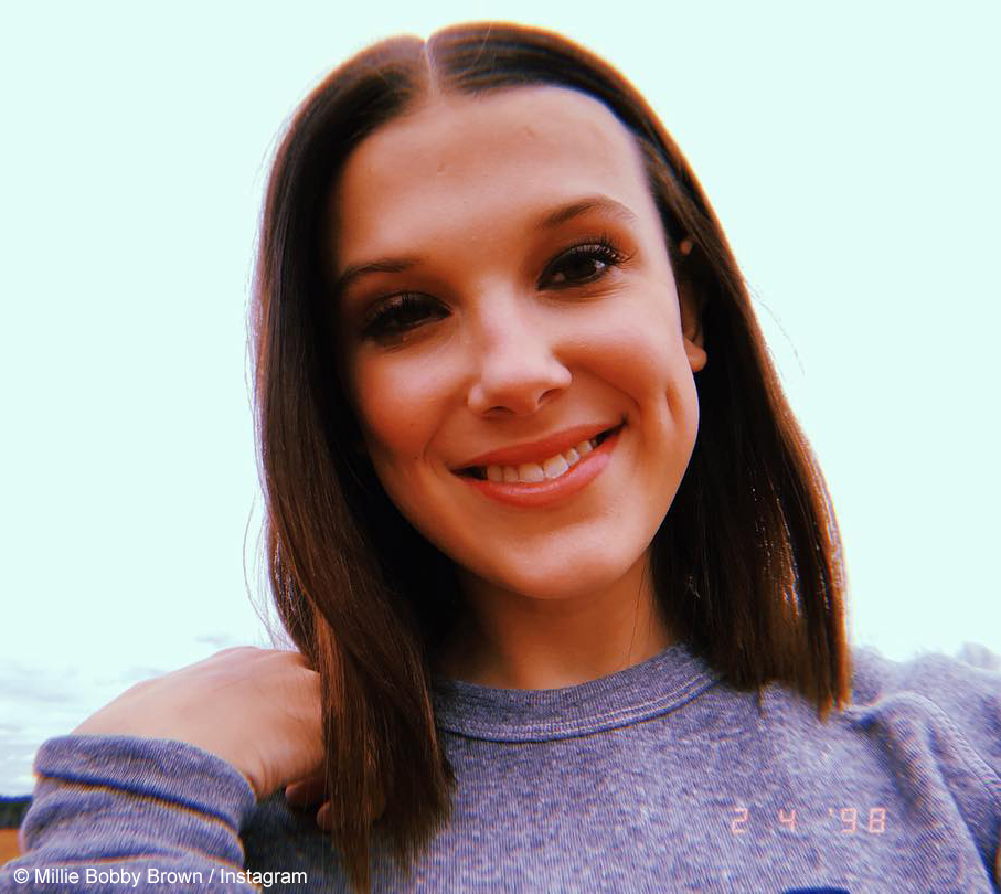 Millie Bobby Brown S Florence By Mills To Launch Love Liv