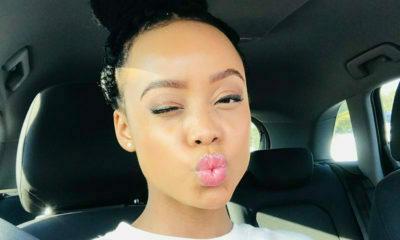 Ntando Duma announces the launch of her Spaza Eats App