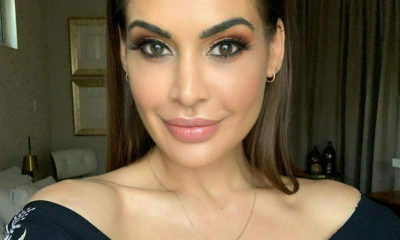 Shashi Naidoo showcases smoky eye in promotional images for Adore Couture