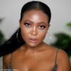 Thandi Gama demonstrates how to create sleek natural hair bun