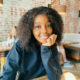 Thuso Mbedu wears her hair in an afro in recent photoshoot