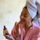 Tshepi Vundla shares her latest campaign with beauty brand, L'Occitane