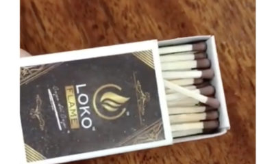 DJ Sbu launches safety matches brand, Loko Flame