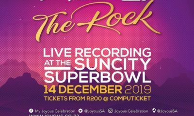 Joyous Celebration announces the upcoming recording of Joyous Celebration 24