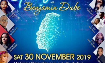 Benjamin Dube shares reminder of eSwatini edition of Glory In His Presence tour