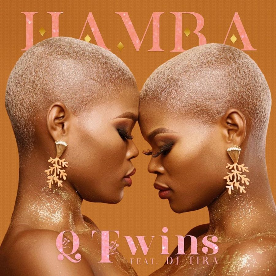 DJ Tira reveals artwork for upcoming single with the Qwabe Twins, Hamba