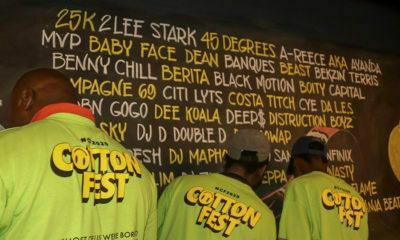 Riky Rick reveals preliminary line-up for Cotton Fest 2020