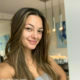 Demi-Leigh Nel-Peters shows off her new haircut and colour