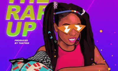 Gigi Lamayne reveals artwork for her upcoming single, The Rap Up